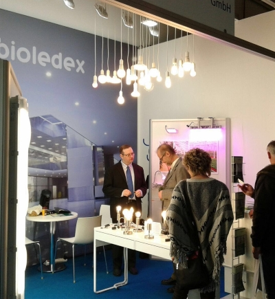 DEL-KO GmbH auf der Messe Light+Building 2016 in Frankfurt