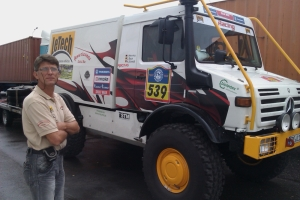Silk Way Rally 2012